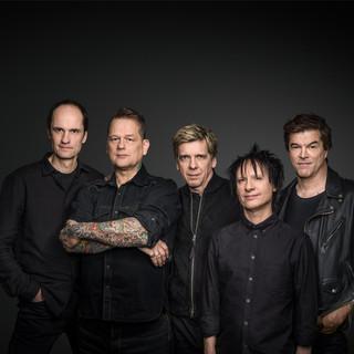 Die Toten Hosen Goodbye Graceland cover