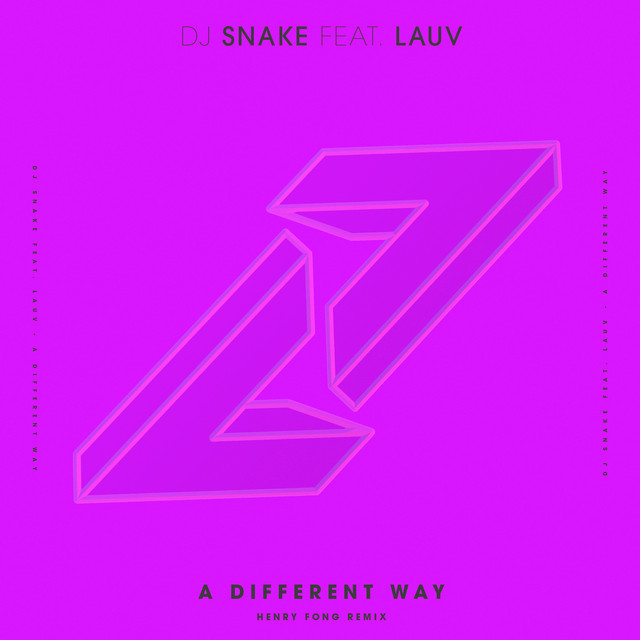 A Different Way (Henry Fong Remix)