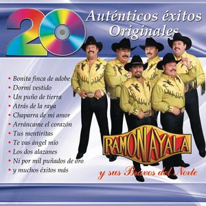 Ramón Ayala Te Vas Ángel Mío cover