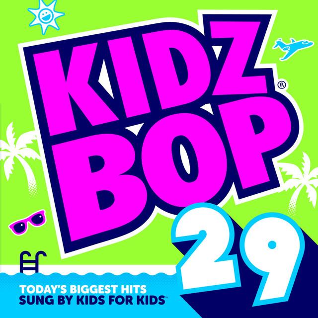 KIDZ BOP 29 Albumcover