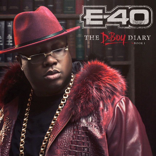 Album cover for The D-Boy Diary: Book 1 by E-40