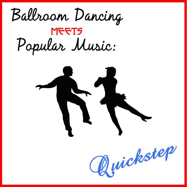 Contemporary ballroom dance music