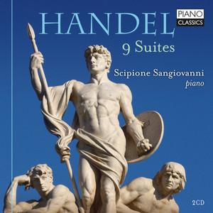 Handel: 9 Suites Albümü