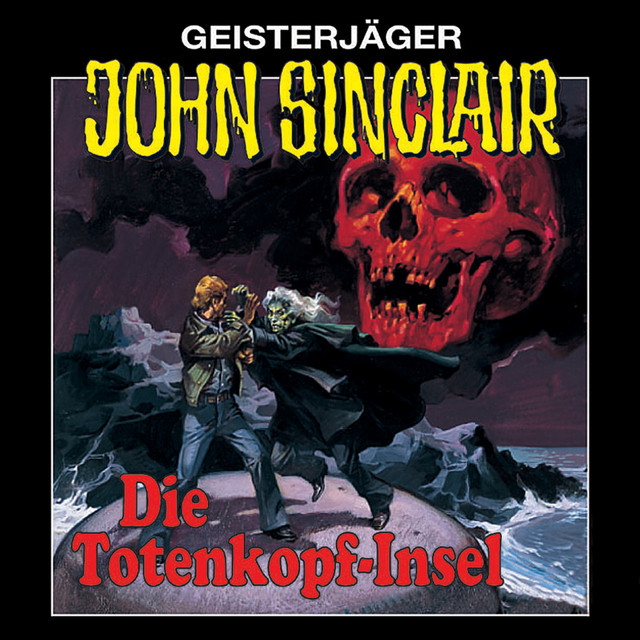 Folge 2: Die Totenkopf-Insel (Remastered) Cover