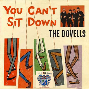 You Can't Sit Down album