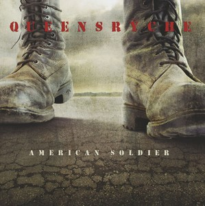 American Soldier Albumcover