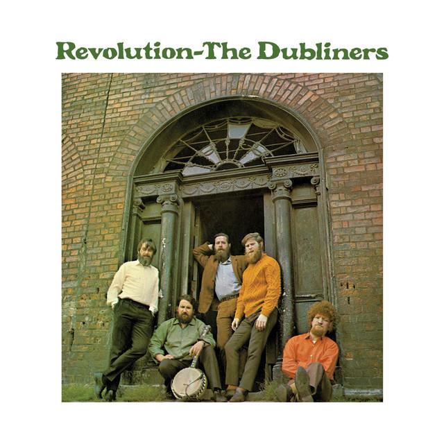The Dubliners Revolution album cover