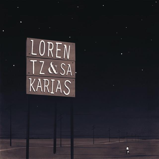 Skivomslag för Lorentz & Sakarias: Himlen Är Som Mörkast När Stjärnorna Lyser Starkast