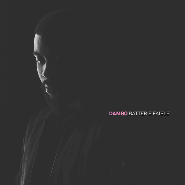 Album cover for Batterie faible by Damso