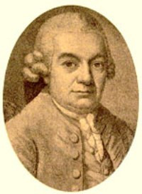 Picture of Carl Philipp Emanuel Bach