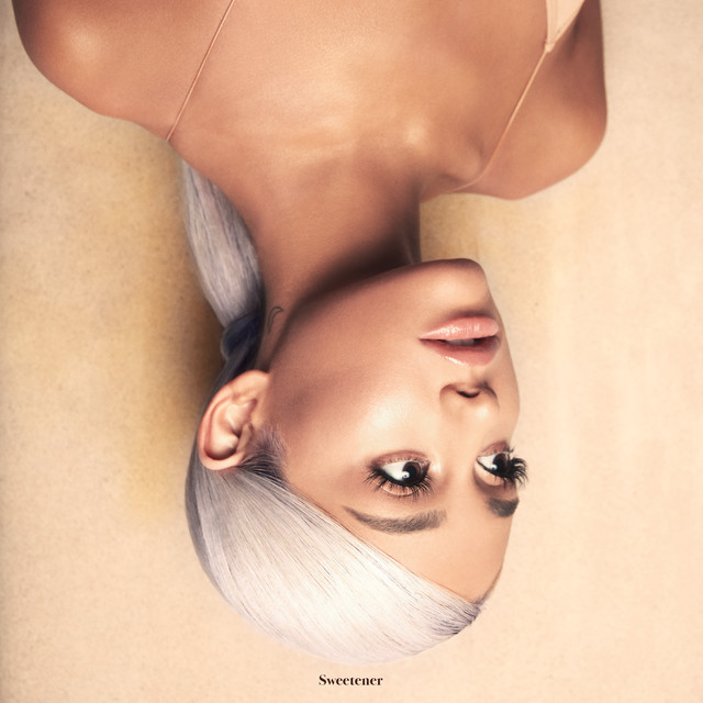 Album cover for Sweetener by Ariana Grande