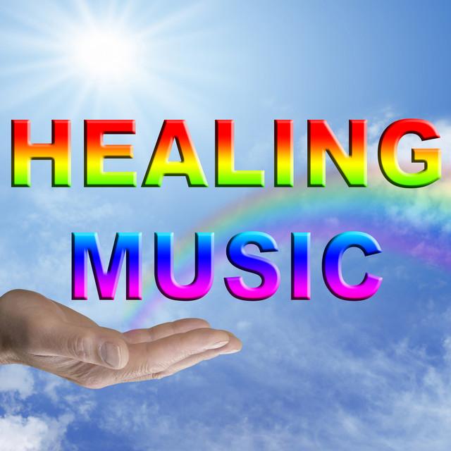 Healing Music Albumcover