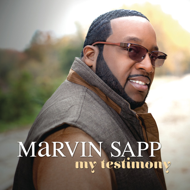 Marvin Sapp - My Testimony cover