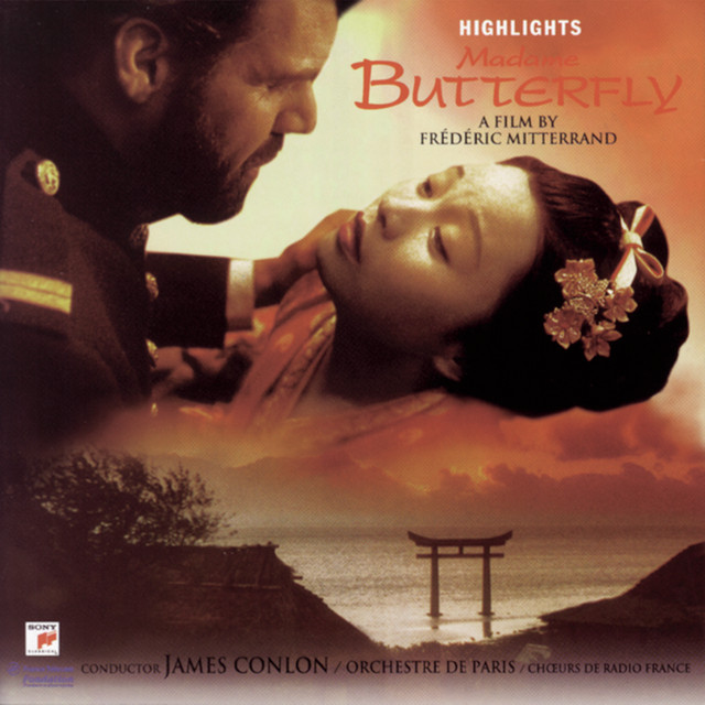 Puccini: Madame Butterfly (Soundtrack from the film by