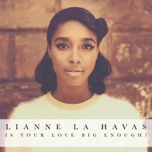 Is Your Love Big Enough? (Deluxe Edition) Albumcover