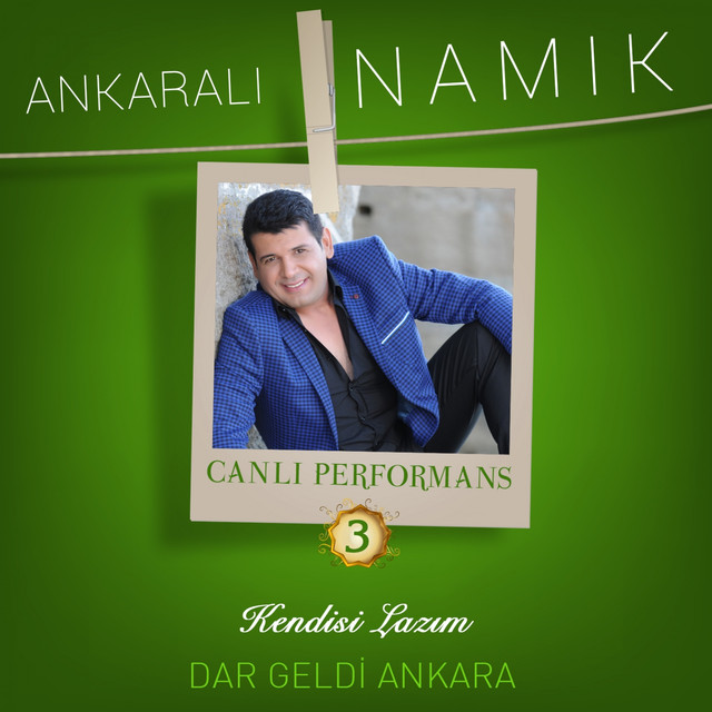 Kendisi Lazım / Dar Geldi Ankara (Canlı Performans, Vol. 3)