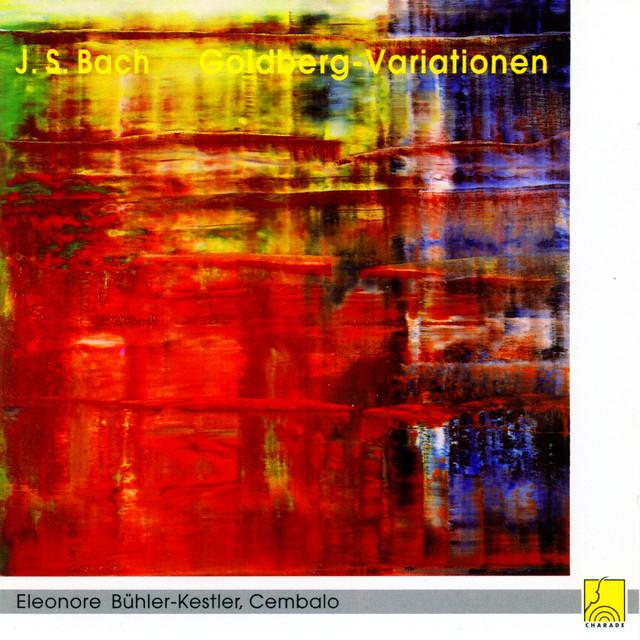 Bach: Goldberg-Variationen Albumcover