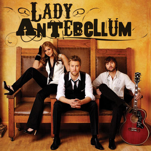 Lady Antebellum Lookin' for a Good Time cover
