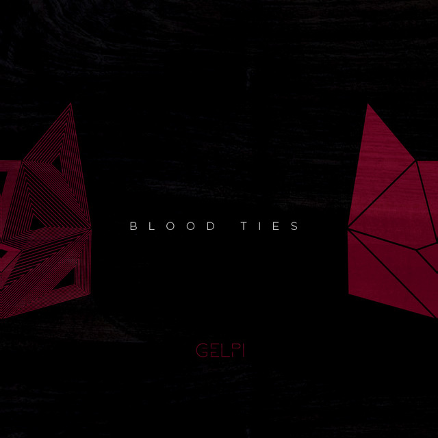 Album cover for Blood Ties by Gelpi