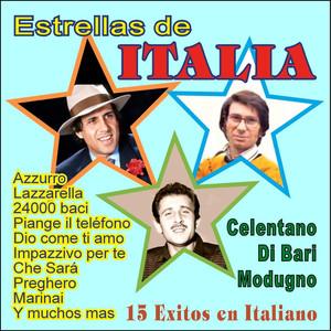 Estrellas de Italia album