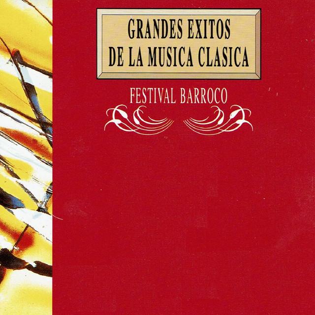 Grandes Exitos de la Musica Clasica: Festival Barroco Albumcover