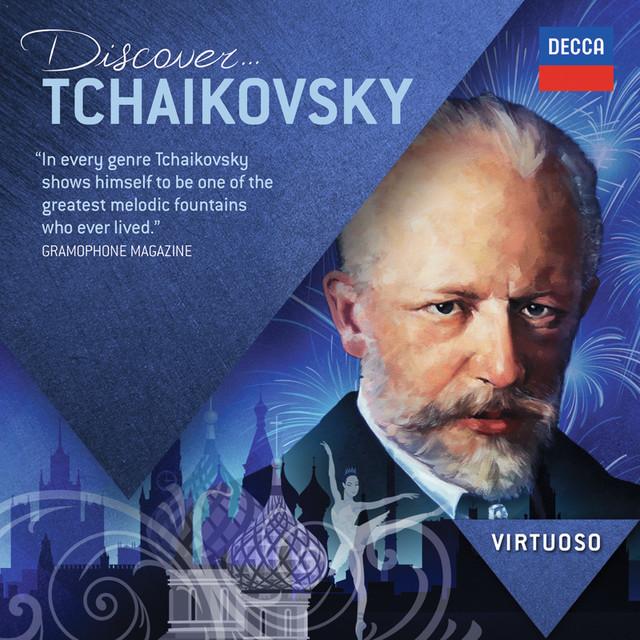 Discover Tchaikovsky Albumcover