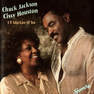 Cissy Houston, Chuck Jackson I Don't Want To Cry cover
