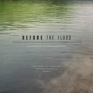 Before the Flood: Music From the Motion Picture album