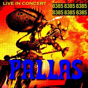 Pallas 8385 Live album