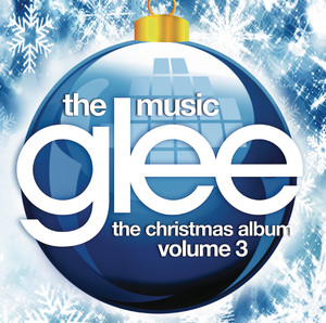 Glee: The Music, The Christmas Album Vol. 3 Albumcover