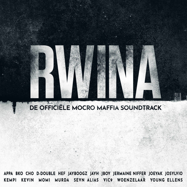 Album cover for RWINA by Various Artists