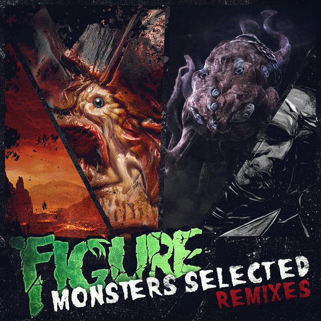 Monsters Selected Remixes