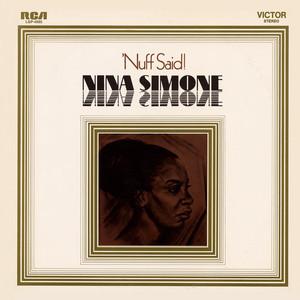'Nuff Said - Nina Simone
