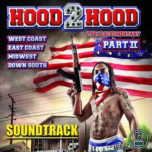 Hood 2 Hood: The Blockumentary Soundtrack Part 2 Albumcover