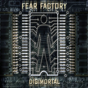 Fear Factory Damaged cover