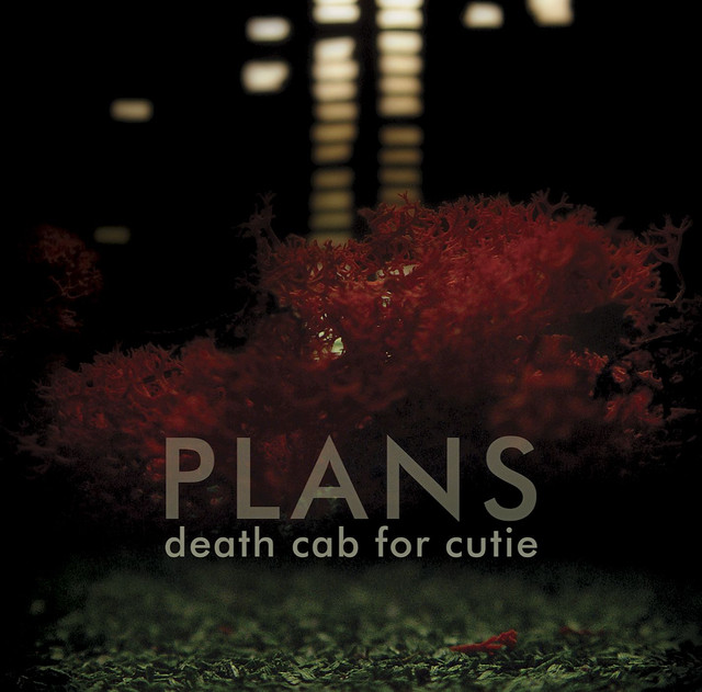 Album cover for Plans by Death Cab for Cutie