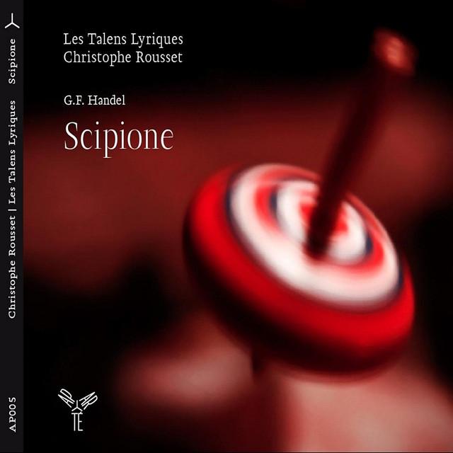 Haendel : Scipione