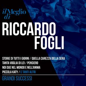 Il meglio di Riccardo fogli - grandi successi album