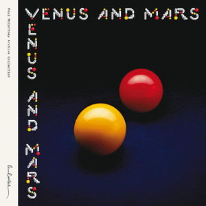 Venus And Mars (Remastered) Albumcover