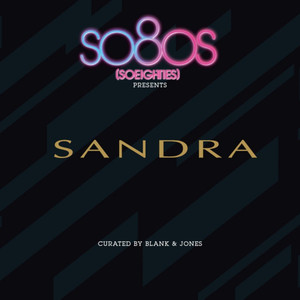 So80s Presents Sandra - Curated By Blank & Jones Albümü