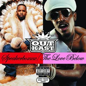 Speakerboxxx/The Love Below Albumcover