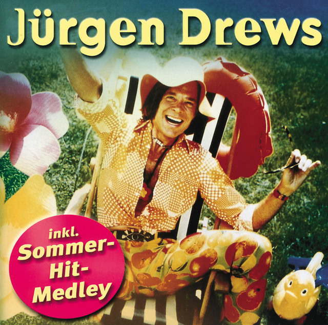 Barfuß Durch Den Sommer A Song By Jürgen Drews On Spotify