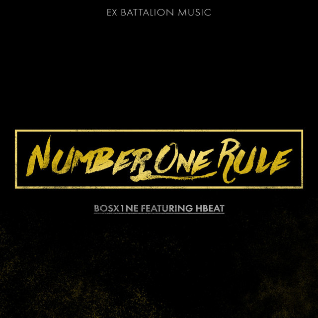 Number One Rule (feat. H Beat)