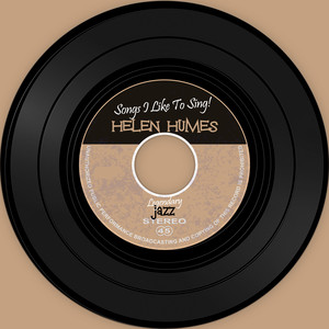 The Vinyl Masters: Songs I Like To Sing! album