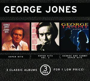 Super Hits/ Super Hits Vol. II/George & Tammy Super Hits - George Jones