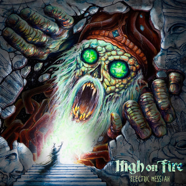 Album cover for Electric Messiah by High On Fire