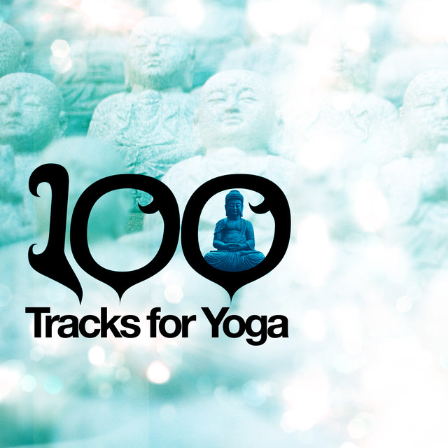 100 Tracks for Yoga Albumcover