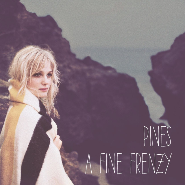 A Fine Frenzy Pines album cover