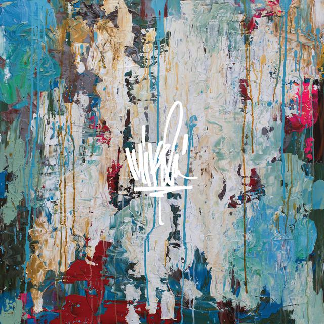 Album cover for Post Traumatic (Deluxe Version) by Mike Shinoda