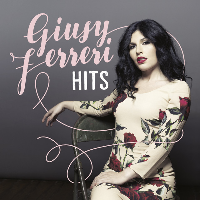 Album cover for Hits by Giusy Ferreri